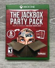 The Jackbox Party Pack (Microsoft Xbox One, 2015)