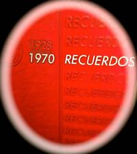 1970 McFARLAND HIGH SCHOOL yearbook RECUERDOS `Kern Co/So San Joaquin ``used