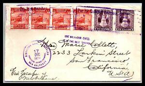 GP GOLDPATH: EL SALVADOR COVER 1924 _CV743_P10