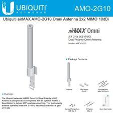Ubiquiti AMO-2G10, AirMax 2.4GHz Omni Antenna.