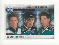2009-10 Be A Player Meet The Rookies #MR8 Logan Couture Sharks /499