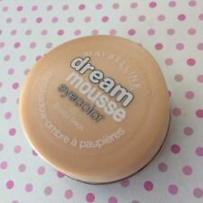 MAYBELLINE Dream Mousse Eyecolor 02 BLISSFUL BEIGE  EYESHADOW OMBRE PAUPIERES