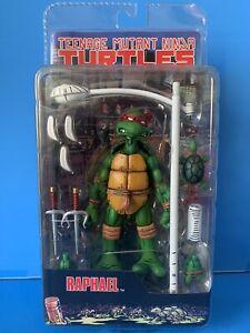 NECA 2008 Raphael Teenage Mutant Ninja Turtles Mirage Comics Mint RARE
