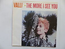 45 Tours VALLI The more I see you 650110