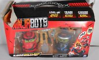 Ninjabots Hilarious Battling Robots 6 Weapons Over 100 Sounds Movements 2 Pack