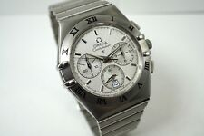 OMEGA CONSTELLATION STAINLESS STEEL CHRONOGRAPH SILVER DIAL REF.1542.40 BUY NOW