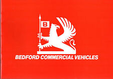 Bedford 1984-85 UK Market Brochure Astra Van Midi CF2 KB TL TM M-Type Bus Coach