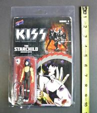 """KISS Paul Stanley THE STARCHILD 3.75"""" Unmasked ACTION FIGURE"""