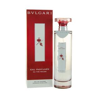 Bvlgari Eau Parfumee Au The Rouge 3.4 oz / 100 ml Eau De Cologne spray