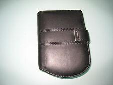 Tasche / Etui / Hülle für iPAQ Pocket PC H2210 - Leder - Neu - TOP Zustand