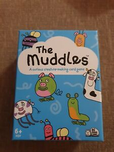 The Muddles Creature Creative Kids Board Game Age 6+ 2-4 Players Brand New