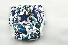 Reusable Swim Nappy Baby Boy Newborn to Toddler Cover Diaper Pants Nappies S144