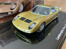 "Minichamps Lamborghini Miura LP400 S ""Gold"" 1968 1/43 436103000 0320"