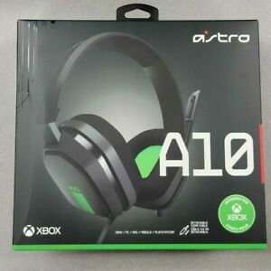 Astro A10 Green black Xbox / Playstation 4 Mobile New Gaming headset A10g01