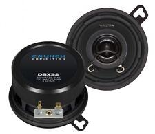 CRUNCH DSX32 8,8 cm Koaxial-Lautsprecher 2-Wege