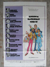 "Uptown Saturday Night Bill Cosby 41"" x 27"" movie poster"