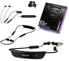 Genuine Sony SBH-80 Stereo Auricolare Bluetooth auricolari nero Z5 Z4 x Z3 compatto