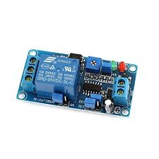 1Pcs NEW Module DC 5V 1-Channel NC Trigger Time Delay Relay Switch