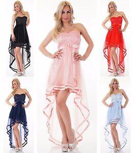 Atemberaubendes Kleid Mega Tüll Schleppe Satin Braut Brautjungfer Fest Ball