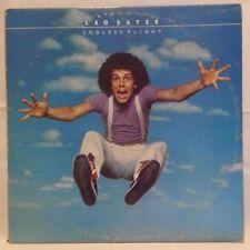 LEO SAYER - vintage vinyl LP - Endless Flight- w/cloured sleeve