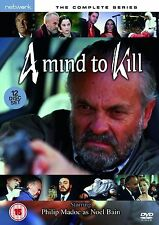 A MIND TO KILL Complete Channel 5 Series 1 2 3 4 5 DVD Collection Boxset New