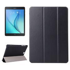 Samsung Galaxy Tab A 9.7 T550 T555 - Housse Etui et support tablette - Noir