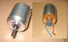 Faulhaber  3540 faulhaber High efficiency coreless motor coasts thru dead spots