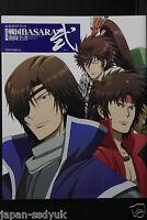 "JAPAN Sengoku Basara 2 TV Animation Official Guide Book ""Gekitou Zensho"""