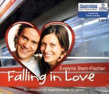 HÖRBUCH-CD-BOX NEU/OVP - Falling In Love - Evelyne Stein-Fischer