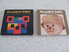 Rockabye Baby CD's Lullaby Coldplay and U2 Renditions