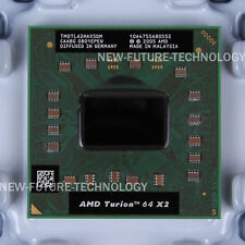 AMD Turion 64 X2 TL-62 (TMDTL62HAX5DM) CPU 1600 MHz 2.1 GHz 100% Working