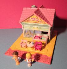 Polly Pocket Mini ♥ Strand Eis Cafe ♥ Beach Cafe ♥ 100% complete ♥ 1993 ♥