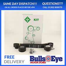 NEW PEUGEOT 206 1.4 HDI INA OE GENUINE QUALITY TIMING BELT KIT (530023910)