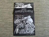 After The Bombs - Spoils Of War 7'' EP punk crust doom discharge crass g.i.s.m.