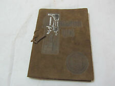 University of Minnesota Graduation Program Book, 1928, Rare