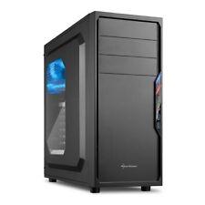 Sharkoon Vs4-w Torre Mediana Funda - Negro USB 3.0