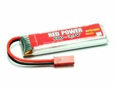 LiPo Akku RED POWER SLP 600 - 3,7V! Ideal für div. Kleinmodelle, z.B. Blade 120S