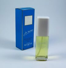 WORTH je reviens 60ml EdT Eau de Toilette Spray NEU/OVP Rar Vintage