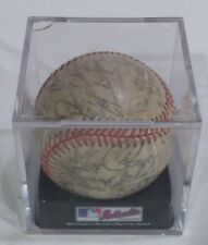 1970's dodgers autographed base ball 20 signatures. SEPTEMBER.