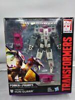 Transformers Power of  Primes Voyager Class Terrorcon Hun-Gurrr