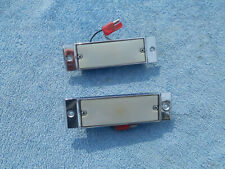 1967 1968 Lincoln Continental Map Lights Lamp Dash