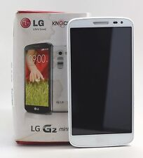 USED - LG G2 Mini D620 White (FACTORY UNLOCKED) 4.7' , 8GB