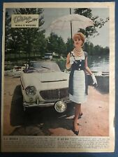 FIAT 1500 S Spider & Pin-up 1961