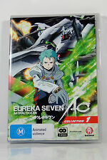 Eureka Seven Ao Collection 1 - Region4 DVD - BRAND NEW