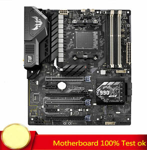 FOR ASUS Sabertooth 990FX R3.0 Motherboard Supports AM3/AM3+ DDR3 100% Test Work