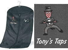 Personalised Embroidered Male / Boy Tap Dance Suit Garment Costume Carrier Bag