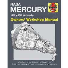 Nasa Mercury 1956-63 Owners Workshop Manual by Haynes
