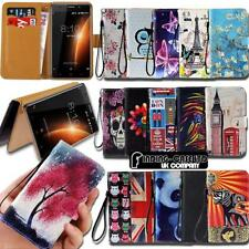 Leather Wallet Card Stand Flip Case Cover For BlackBerry Evolve/Key2 LE phones