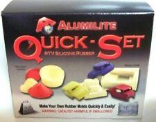 Alumilite's QuickSet silicone mold making rubber 1 lb