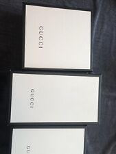 54972149e55c Gucci Empty Shoe box Authentic different sizes